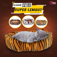 Tempat Tidur Kasur Bantal Kucing Anjing Pet Dog bed / Model Sofa Kecil