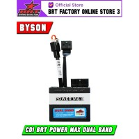 CDI BRT Power Max Dualband for Byson