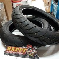 SALE !!! Ban motor Dunlop 1 set Depan Belakang 120/70-15 -140/70-14