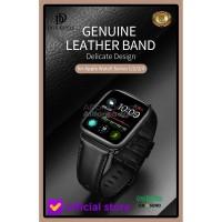 DD01 DUX DUCIS Apple Watch 1 2 3 4 5 Strap Genuine Leather