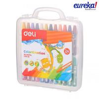 Deli Oil Pastel Color Emotion 24 Colors
