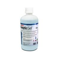 Aseptic Gel Hand Sanitizer 500ml Refill Onemed