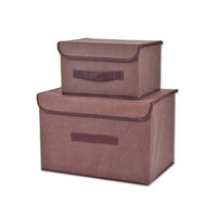 SBS003 - 2 in 1 Colour Storage Box / Tempat Penyimpanan (1pc dpt 2box
