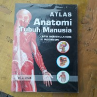 ATLAS ANATOMI TUBUH MANUSIA latin nomenclature -indonesia