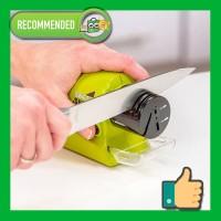 Pengasah Pisau Electrik Otomatis - Swifty Sharp Electric Sharpener