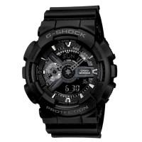 Casio G-Shock GA-110-1BDR - Jam Tangan Pria - Hitam