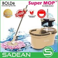 Alat Pel Lantai BOLDe Super MOP KOMODO Original
