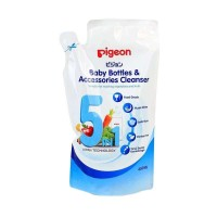 Pigeon Liquid Cleanser Basic 450ml REFILL Botol Bayi Aksesoris 450 ml