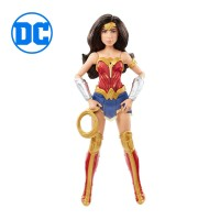 Wonder Woman Battle Ready Doll - Mainan Action Figure