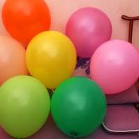 Balon Latex - Lateks Jumbo Size 18 inch - 45 cm