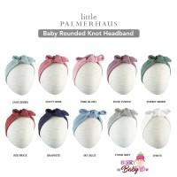 Little Palmerhaus Baby Rounded Knot Headband Bandana Bayi Katun