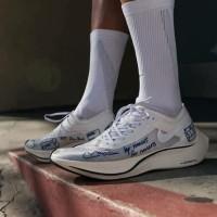 Sepatu Nike Zoom Vapor Fly Blue Ribbon Premium Men's Sneakers