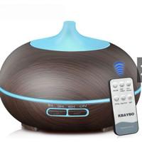 Ultrasonic Aroma Diffuser Humidifier Colorful LED 400ml +Remote