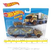 Hot Wheels - Bank Roller - Super Rig ORI Truck Team Hotwheels