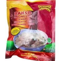 Bernardi Bakso Instant Campur - isi 8 (bakso, siomay, gorengan)