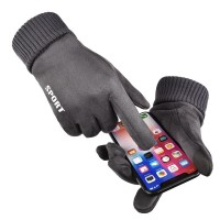 SARUNG TANGAN OUTDOOR / SEPEDA MOTOR / CYCLING TOUCH SCREEN SIZE L-XL