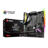 MSI Z370 Gaming Pro Carbon - LGA1151 - Z370 - DDR4 - USB3.1 - SATA3