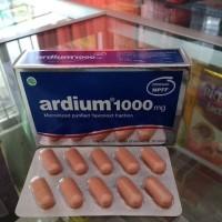 ARDIUM 1000 mg 1 BLISTER ISI 10 TABLET