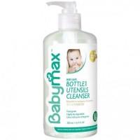 BABYMAX - Bottle and Utensils Cleanser 500ml (Pump)