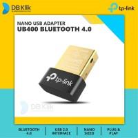 Wireless Adapter TP Link UB400 Bluetooth 4.0 Nano USB - TPLink UB 400