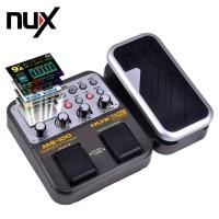 Multi Efek Gitar Elektrik Modelling Guitar Processor NUX MG-100