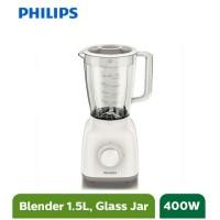 Philips Blender HR-2106 Beling Kaca 1,5L