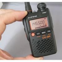JOGJA SLEMAN RADIO KOMUNIKASI, HT HANDY TALKIE BAOFENG UV-3R