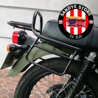 Back Rack/Rak Belakang/Tahanan Side Bag Motor W175