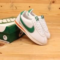 Sepatu Sneakers Nike Cortez classics leather stranger things Hawkins