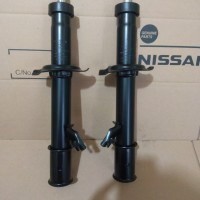 shockbreaker shock absorber nissan datsun go depan sepasang