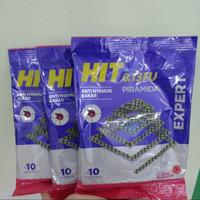 Hit piramida magic expert floral blossom obat nyamuk bakar(2 pack)