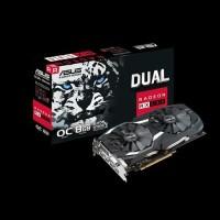 ASUS RX 580 8GB D5 DUAL OC