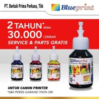 Tinta Canon BLUEPRINT Refill For Printer Canon IP2770, MG2570 - 100 ml