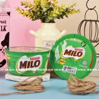 Nestle Sereal Milo Cup Combo 32gr / Cereal Include Dancow