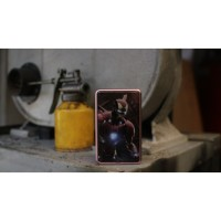 Backdoor Panel Hotcig R233 IRON MAN
