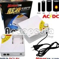 . Atman AC/DC Air Pump EP-11000 .