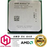 AMD Athlon II X4 640 + HSF. AM2+ AM3 AM3+ 3.0GHz 4-Cores 4-Threads