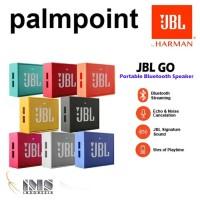 JBL Go - Portable Bluetooth Speaker - Hitam