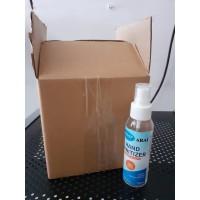 Hand sanitizer ARAI 100ml Non gel Antiseptic 1KARTON isi 16 botol