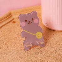 Penyangga Docking HP Cute bear DHP0007