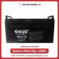 Baterai VRLA Kijo 12v 120Ah