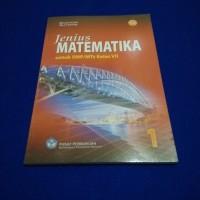 Buku Matematika Untuk SMP Kelas 1 BSE