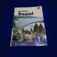 Buku Wawasan Sosial Untuk SMP Kelas 1 BSE