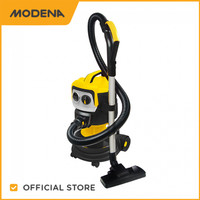 Modena Vacuum Cleaner - VC 1518 Y (Wet & Dry)