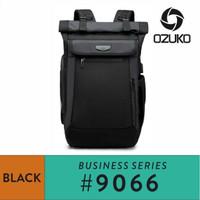 Ozuko Backpack #9066 - Black