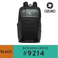 Ozuko Backpack #9214 - Black