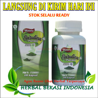 Masker Spirulina Plantesis - Tidak Dijual Eceran Isi Paket 100 Kapsul