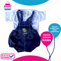 Baju Bayi Jumper Levis kodok Levis gratis nama