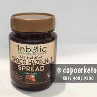 Choco Hazelnut Spread Selai HAZELNUT COKLAT NUTELLA Keto Friendly