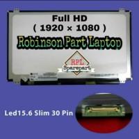 LED LCD Laptop MSI GL62M 7RDX 7REX GS60 2QC 15.6 30 Pin Full HD